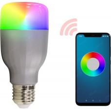 Лампа светодиодная Yeelight LED Bulb Silver (YLDP02YL) E27 9Вт